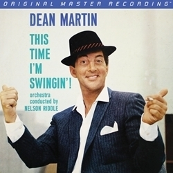 Dean Martin - This Time I'm Swingin' - 180g LP