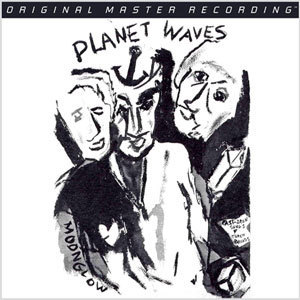 Bob Dylan - Planet Waves - 180g LP