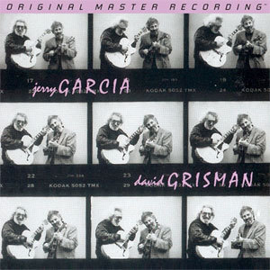 Jerry Garcia & David Grisman - 180g 2LP