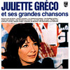 Juliette Greco and her Greatest Chansons - 180g LP
