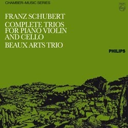 Schubert - Complete Trios For Piano, Violin And Cello : Beaux Arts Trio - 180g 2LP