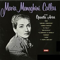 Maria Callas - Maria Meneghini Callas Sings Operatic Arias - 180g LP