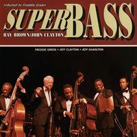 Ray Brown - Super Bass - 200g LP