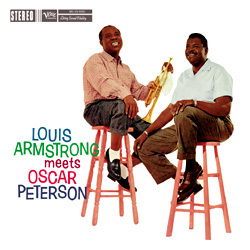 Louis Armstrong meets Oscar Peterson - 180g LP