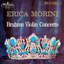 Brahms - Violin Concerto in D, Op.77 - Erica Morini : Arthur Rodzinski - 180g LP