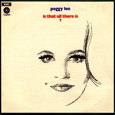 Peggy Lee - Is That All There Is ? - 180g LP