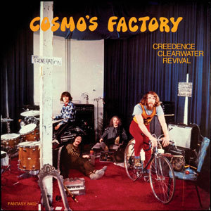 Creedence Clearwater Revival - Cosmo's Factory - 200g LP