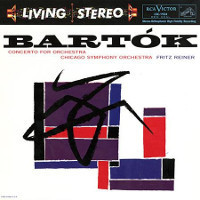 Bartok - Fritz Reiner :  Concerto For Orchestra : Chicago Symphony Orchestra - SACD