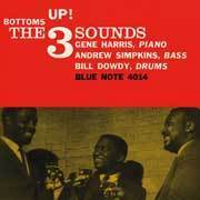 The 3 Sounds -  Bottom's Up - 45rpm 180g 2LP
