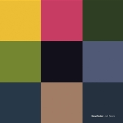 New Order - Lost Sirens - LP + CD