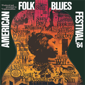 The American Folk Blues Festival 1964 - Various - 180g LP