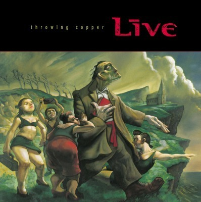 Live - Throwing Copper - 180g LP