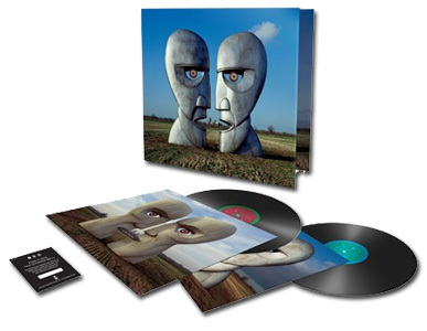Pink Floyd - The Division Bell : 20th Anniversary : ( 2011 Remaster ) - 180g 2LP
