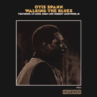 Otis Spann - Walking The Blues - 180g LP
