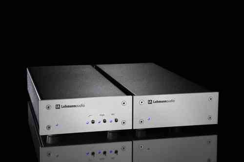 Lehmann  Decade MM/MC Phono Stage + PWX II PSU