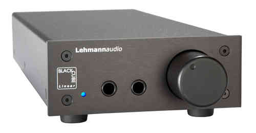Lehmann - Linear USB  Headphone Amplifier / DAC