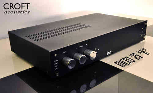 Croft Acoustics  Micro 25R  MM Phono Pre Amplifier
