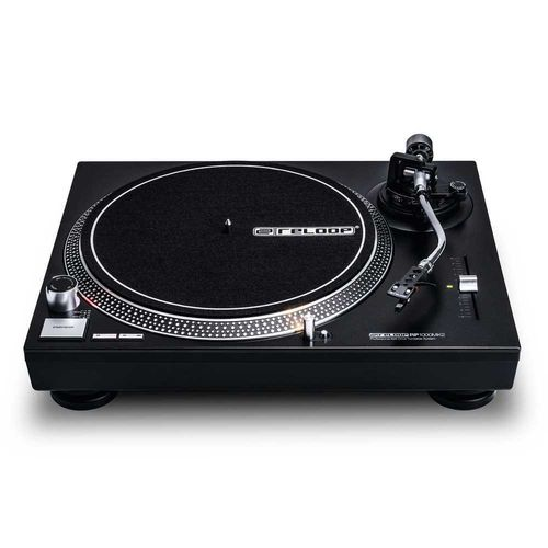 Reloop RP-1000M MK2 Turntable + OM Cartridge