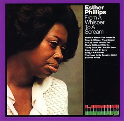 Esther Phillips - From A Whisper To A Scream - 180g LP