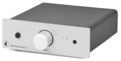 Pro-Ject - A/D Box S Phono  - MM/MC Phono Stage with A/D Converter