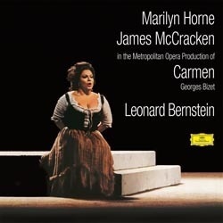 Bizet - Carmen - Marilyn Horne : James McCracken :  Leonard Bernstein - 180g 3LP Box Set