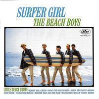 Beach Boys -  Surfer Girl   - 200g LP