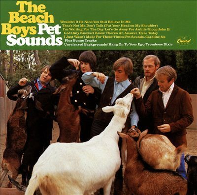 Beach Boys -   Pet Sounds   - 200g LP Mono