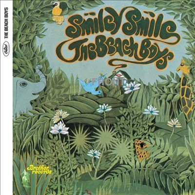 The Beach Boys -   Smiley Smile   - 200g LP Mono