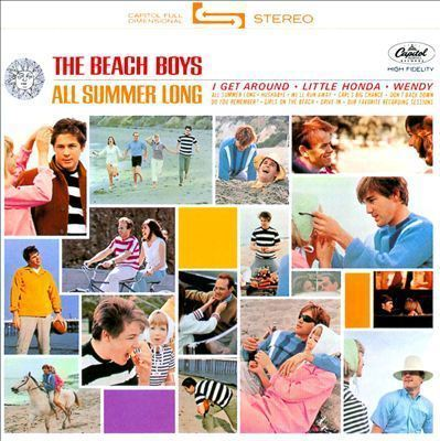 The Beach Boys - All Summer Long - SACD