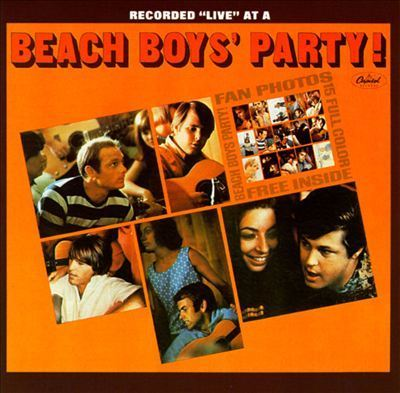 The Beach Boys -   The Beach Boys' Party!  - 200g LP Mono