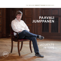 Paavali  Jumppanen - Moments In Time - 180g LP D2D