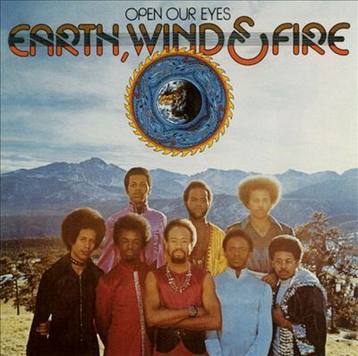 Earth Wind & Fire - Open Your Eyes - SACD