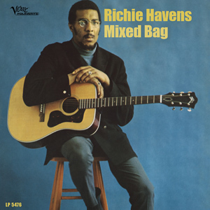 Richie Havens - Mixed Bag  - 180g LP  Mono
