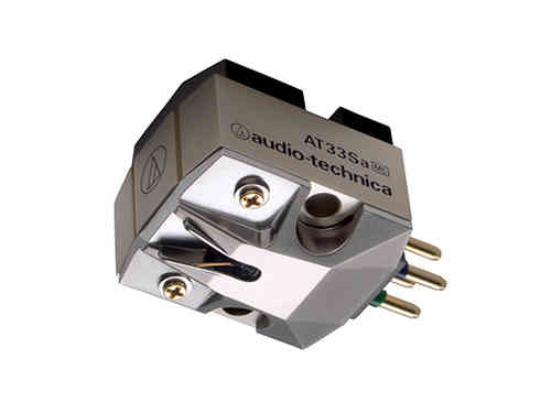 AT33SA Moving Coil Cartridge MC