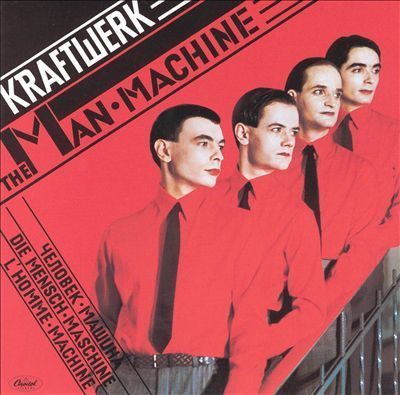 Kraftwerk - The Man Machine -  180g LP