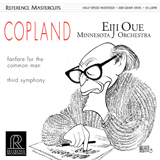 Copland - Fanfare for the Common Man & Third Symphony : Eiji Oue : Minnesota Orchestra - 200g LP