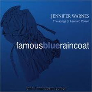 Jennifer Warnes - Famous Blue Rain Coat   -  180g LP