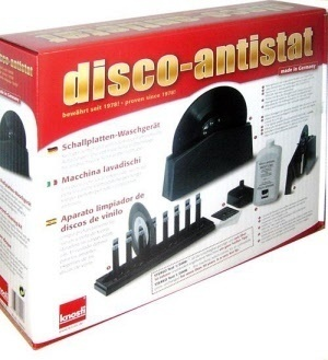 Knosti Disco-Antistat RCM Double Bath System ( Wash & Rinse )