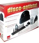 Knosti Disco-Antistat RCM Double Bath System + 100 Inners + 100 Outers