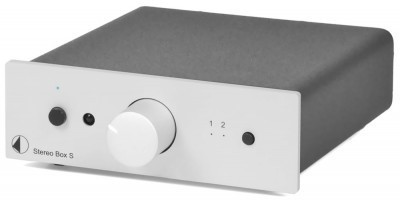 Pro-Ject - Stereo Box S -  Integrated Amplifier 25wpc