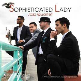 Sophisticated Lady Jazz Quartet - Sophisticated Lady Vol 1 - 180g LP