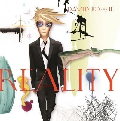 David Bowie - Reality - 180g LP Limited Edition