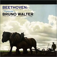 Beethoven - Symphony in F Major, Op. 68 :  Bruno Walter  :  Columbia Symphony Orchestra - 200g LP