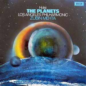 Holst - The Planets : Zubin Mehta : Los Angeles Philharmonic - SACD