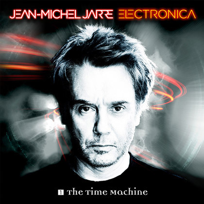 Jean Michel Jarre - Electronica 1: The Time Machine - 2LP