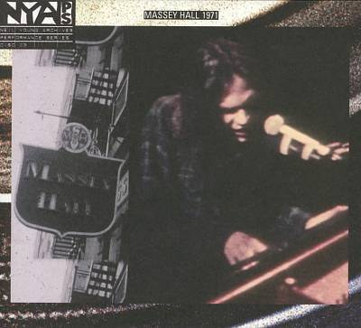 Neil Young - Live at Massey Hall - 180g 2LP