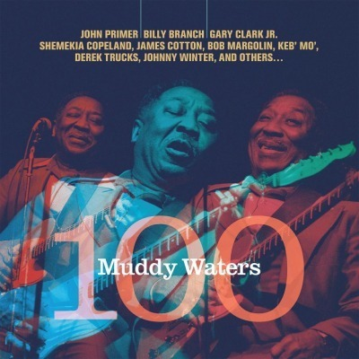 Muddy Waters  - Tribute :  Muddy Waters 100  - 180g  2LP