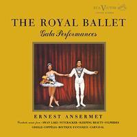 Ernest Ansermet - The Royal Ballet Gala Performances  - 200g 2LP   + Book