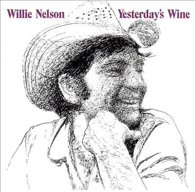 Willie Nelson - Yesterday's Wine - 180g LP
