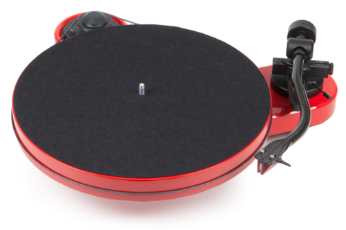 Pro-Ject RPM 1 Carbon Turntable / Ortofon 2M Red